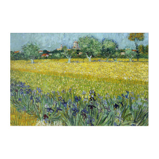 Post-impressionist Acrylic Print