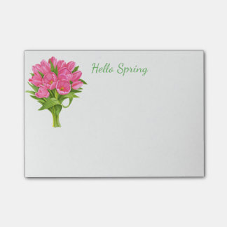 Post-it-Notes-Spring Flowers Post-it Notes