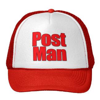 POST MAN MESH HAT