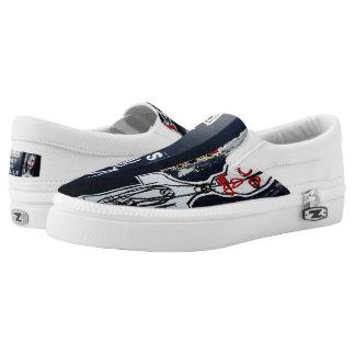 Post No Bills Slip On Shoes