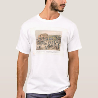 Post Office in San Francisco (1361A) T-Shirt
