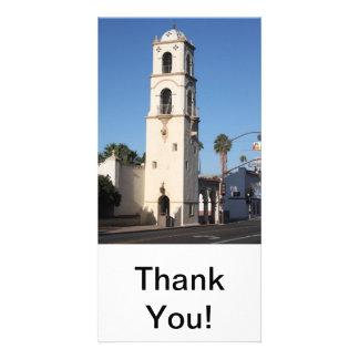 Post Office Tower Ojai Photo Greeting Card