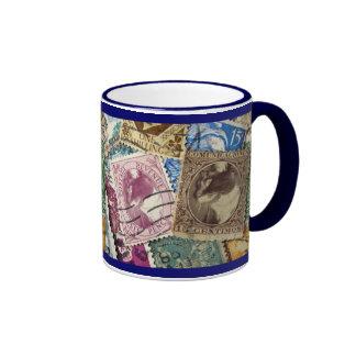 Postage Stamp Lucy Ringer Mug