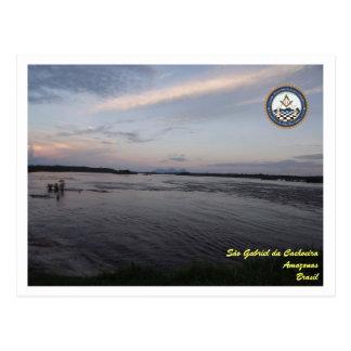 Postal card CARN Brazil Postcard