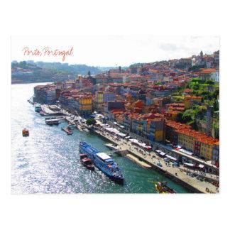 "Postal card ""Porto, Portugal """