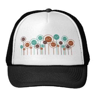 Postal Service Daisies Hats