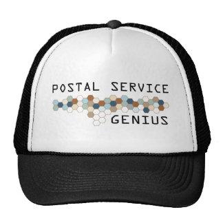 Postal Service Genius Hats