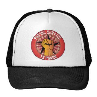 Postal Service Is Power Trucker Hat