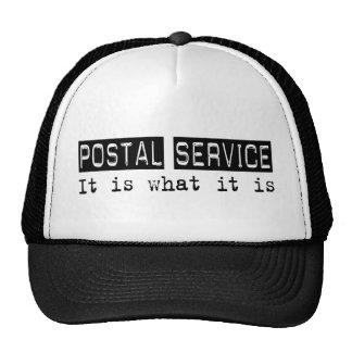 Postal Service It Is Mesh Hat