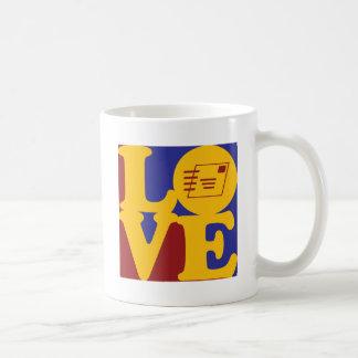 Postal Service Love Coffee Mug