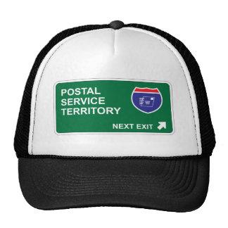 Postal Service Next Exit Mesh Hat