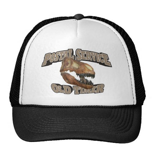 Postal Service Old Timer! Trucker Hats