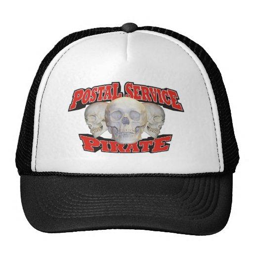 Postal Service Pirate Hat