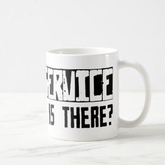 Postal Service What Else Is There? Mug