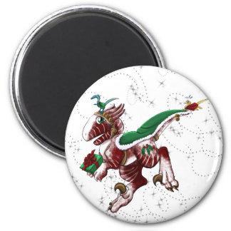 Postal Shivae 6 Cm Round Magnet