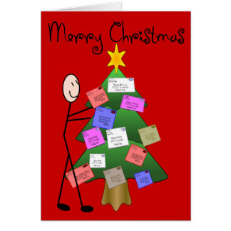 Postal Worker Merry Christmas Cards Postcards