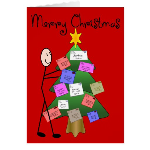"Postal Worker ""Merry Christmas"" Cards & Postcards"
