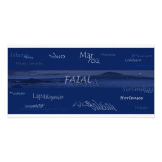 postalfaial photo card