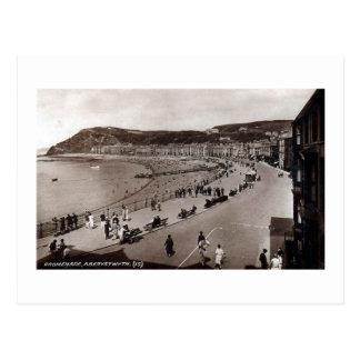 Postcard, Aberystwyth c 1920 Postcard