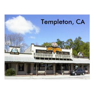 Postcard-AJ-Spurs, Templeton, CA Postcard