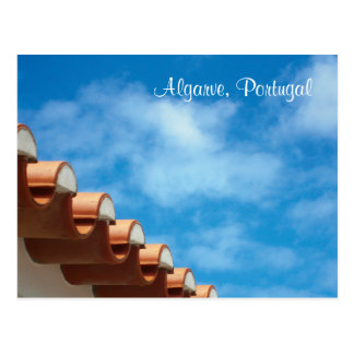 Postcard - Algarve - Roof Detail - Portugal