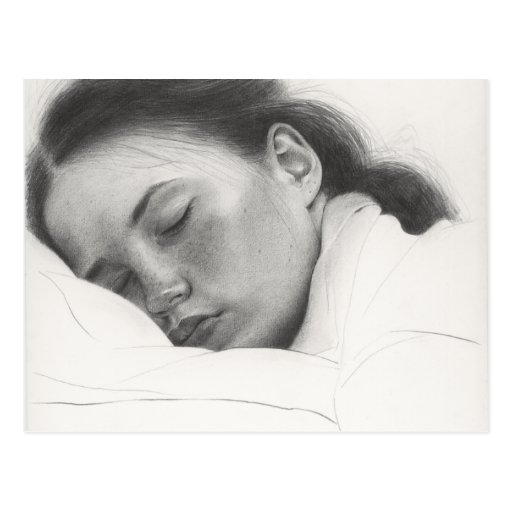 Postcard (art print from original drawing)