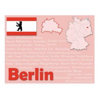 "Postcard ""Berlin"""