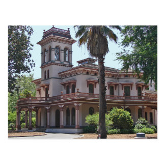 POSTCARD ~ Bidwell Mansion