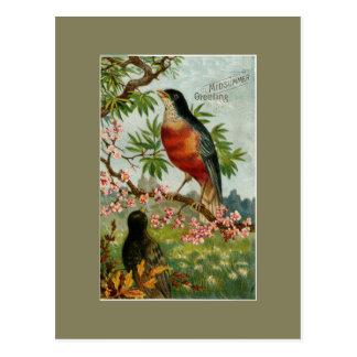 Postcard - Birdsong