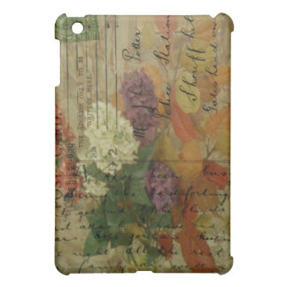 Postcard Blooms Case For The iPad Mini