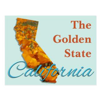 Postcard - CALIFORNIA