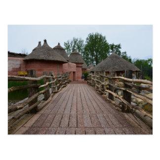 Postcard Cambron-Casteau, Hainault, Belgium