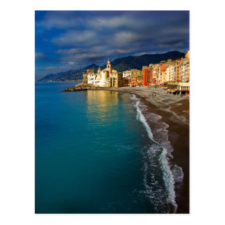 Postcard Camogli, Liguria. Italy