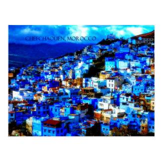 Postcard Chefchaouen, Morocco