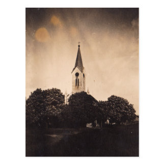 "Postcard ""Church Illumination"""