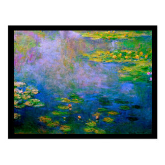Postcard-Classic Vintage-Claude Monet 1