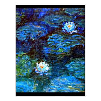 Postcard-Classic/Vintage-Claude Monet 204 Postcard
