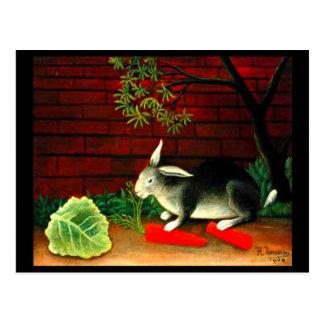 Postcard-Classic/Vintage-Henri Rousseau 20 Postcard