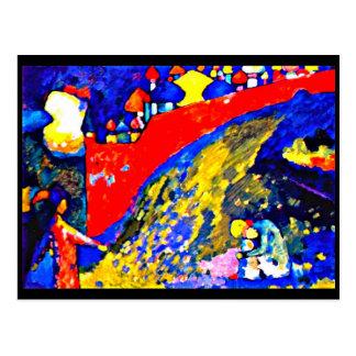 Postcard-Classic/Vintage-Wassily Kandinsky 27 Postcard