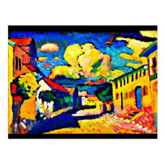 Postcard-Classic/Vintage-Wassily Kandinsky 32 Postcard