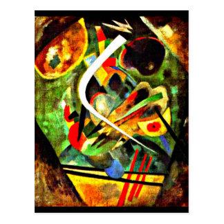 Postcard-Classic/Vintage-Wassily Kandinsky 8 Postcard