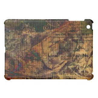 Postcard Colours iPad Mini Cover