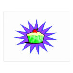 Postcard - Cupcake