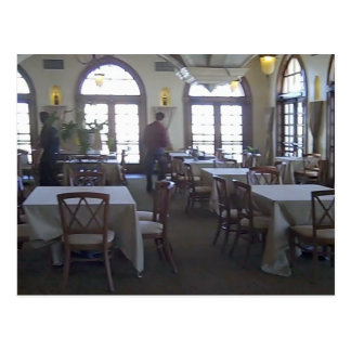 Postcard: Eagle Castle Crown Room, Paso Robles, CA Postcard