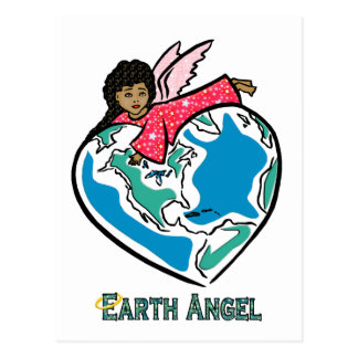 "Postcard: ""Earth Angel"" (b)"
