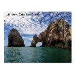 Postcard - El Arco, Cabo San Lucas, Mexico