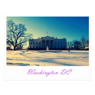 Postcard For White House