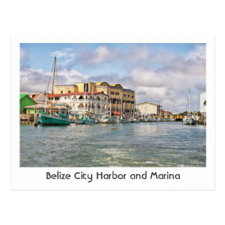 Postcard from Belise City