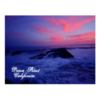 Postcard from Dana Point California