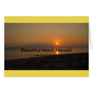 Postcard from Hawaii